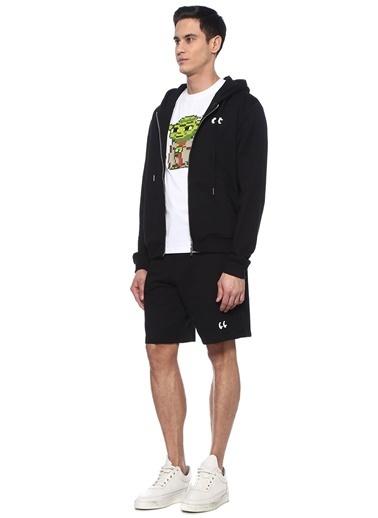 Mhrs Sweatshirt Siyah